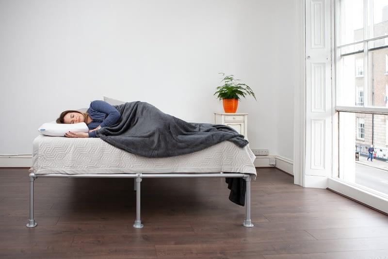 the-fitzwilliam-natural-latex-mattress-in-Irish-Georgian-home