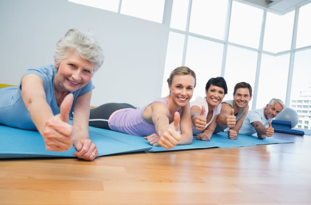 Exercise and Spinal Health